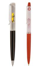 Ручки с плавающим объектом